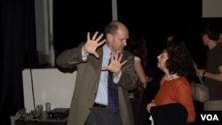 Giáo sư Stephen M Walt. (Hình: Maarten (Superchango))