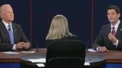 SAD: Žustra debata potpredsjedničkih kandidata