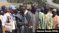 Gwamnan Borno da Jama'a