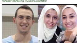 Hate Crime Not Ruled Out in Triple Slaying of Muslim Students