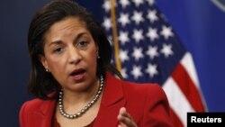 Penasihat keamanan nasional AS Susan Rice mungkin merekomendasikan penangguhan bantuan AS kepada pemerintah Mesir (foto: dok).