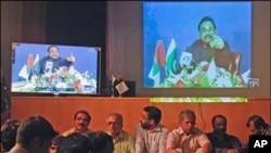 بارہ مئی کے واقعہ میں ایم کیو ایم ملوث نہیں تھی، الطاف حسین کی ویڈیو پریس کانفرنس