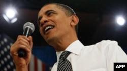 Barak Obama Ayova və Virciniya ştatlarında seçicilər qarşısında iqtisadi durumla bağlı çıxışlar edir