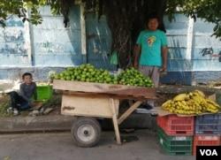 El 80% de la economía de los nicaragüenses está en manos de personas que trabajan por su cuenta.