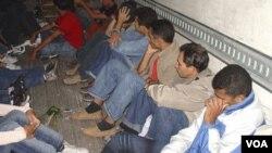Bosnia menindak kasus perdagangan manusia ke Eropa Barat (foto ilustrasi).
