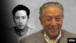 平措汪杰 (资料照片 来自美国之音藏语组)