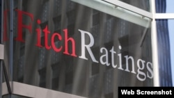 Fitch Ratings exterior shot
