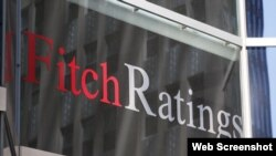 Lembaga peringkat kredit Fitch Ratings