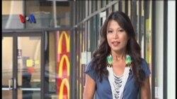 Pekerja Restoran Cepat Saji AS Tuntut Kenaikan Upah