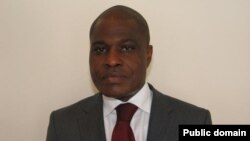 DRC Member of Parliament Martin Fayulu (2011 file)