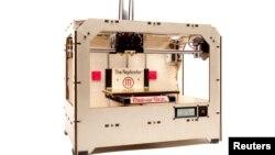 3D принтер для персонализированного производства MakerBot Replicator