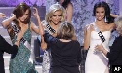 Мис Калифорнија – најубава жена во САД