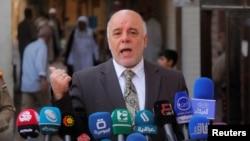 Tư liệu - Thủ tướng Iraq Haider al-Abadi.