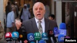 حیدر العبادی در کنفرانس خبری روز سه شنبه