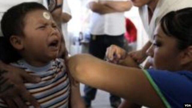 La vacuna es la mejor forma de estar inmunes al virus de la influenza.
