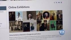 Відвідайте Національну портретну галерею у Вашингтоні онлайн. Відео