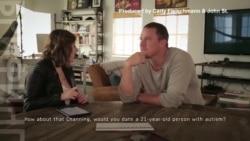 Журналистка с аутизмом пригласила Ченнинга Татума на свидание