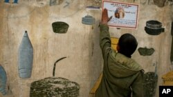 بیشتر از ۱.۲ میلیون حلقه ماین ضد پرسونل در افغانستان از بین برده شده است