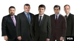 ქართული პარტიის სახეები
