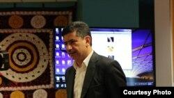 Umed Babaxanov, Asia-Plus media guruhi asoschisi (Surat Tojik Amerika Madaniy Uyushmasi saytidan olindi)