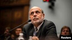 Predsednik Američkih federalnih rezervi Ben Bernanki