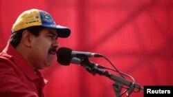 A Daniel Ceballos se le imputa el buscar desconocer el gobierno del presidente Nicolás Maduro.
