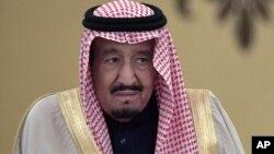 Sarkin Saudiyya Sarki Salman