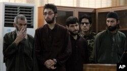 هشت متهم دیگر به ۱۶ سال زندان محکوم شد