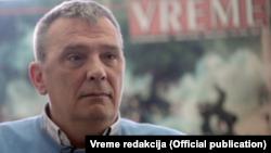 Dejan Anastasijević, novinar preminuo je u Beogradu, Foto: Vreme