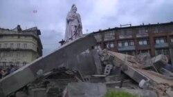 زلزله ۷.۸ ریشتری نپال را به لرزه در آورد