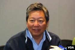 工党主席李卓人