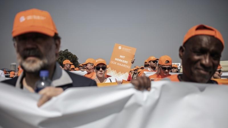 Une femme élue à la tête de la Cosatu en Afrique du Sud