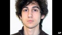 波士顿马拉松爆炸案嫌犯焦哈尔•萨纳耶夫