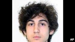 ທ້າວ Dzhokhar Tsarnaev.