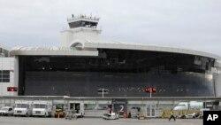 美國西雅圖塔科馬國際機場。