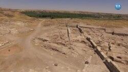 Suriye Sınırında Keşfedilen Antik Kent İlk Ziyaretçilerini Ağırladı