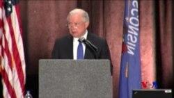 美國司法部長:鴉片危機是美國頭號致命問題