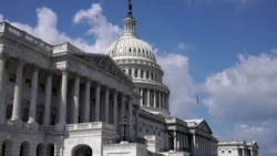 FILE - East Front of the U.S, Capitol in Washington. Sept. 18, 2021.