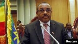 Wakil PM Hailemariam Desalegn diperkirakan akan menggantikan Meles Zenawi sebagai Perdana Menteri hingga akhir masa jabatan tahun 2015 (foto: dok).