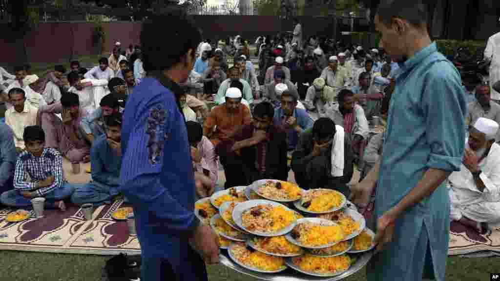Ramadan a Pakistan