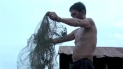 Livelihood of Villagers Along Cambodia's Tonle Sap Lake Threatened