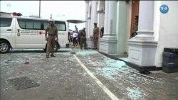 Sri Lanka'da Kiliselere ve Otellere Saldırılarda 200'den Fazla Ölü
