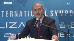 İçişleri Bakanı Soylu: 'Mazlum Kobani Teröristtir'