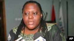 Luísa Rogério, secretária-geral do Sindicato dos Jornalistas