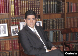 Fernando Bazan, experto en temas del Medio Oriente