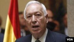 Bộ trưởng Ngoại giao Tây Ban Nha Jose Manuel Margallo nói chi tiết của việc cứu nguy sẽ được quyết định sau