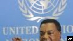 UN Envoy Appeals to Somali Leaders; Says Eritrea is Willing To Help Resolve Somalia Problems