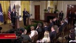 TT Trump tái khẳng định cam kết của Mỹ đối với NATO