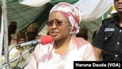 Hajiya Aisha Buhari, uwargidan shugaban Najeriya