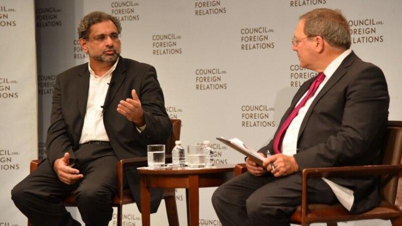 افغانستان میں امن کا مطلب پاکستان میں امن: خاقان عباسی